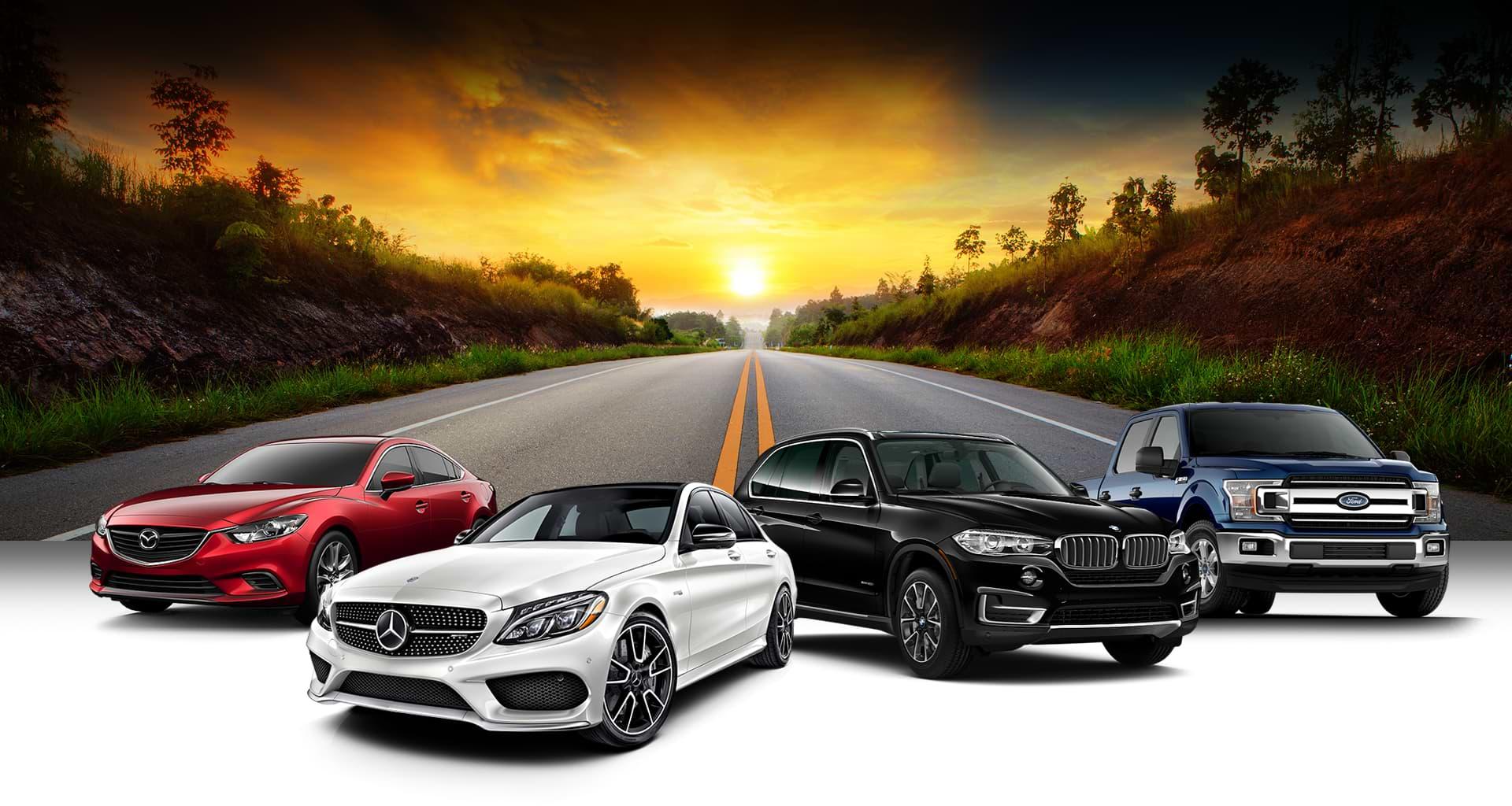 BMW, Ford, Mazda, Mercedes-Benz Dealerships McAllen TX ...